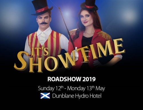 Bristol Novelty Roadshow 2019 – Dunblane 12th and 13th May